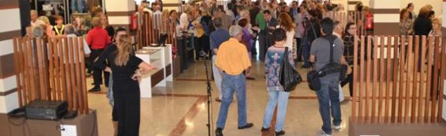 Inauguración Galería Comercial en Gáldar. Imagen extraída de: www.laprovincia.es