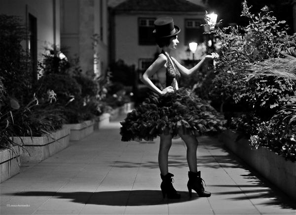 Cabaret Betsabe Borcha Tenerife Moda