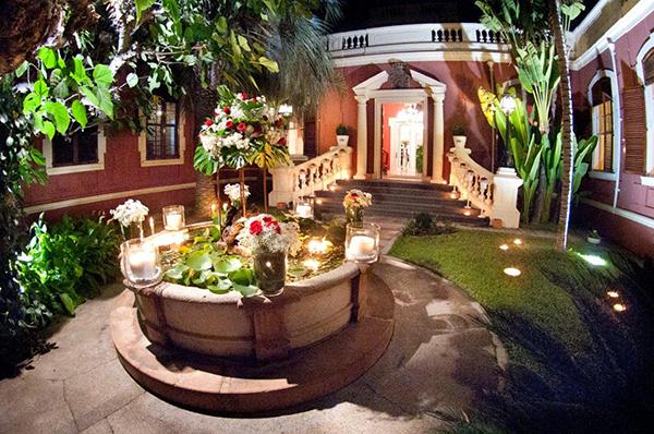 El palacio de un pr ncipe para corina los jardines de for Los jardines de arbesu