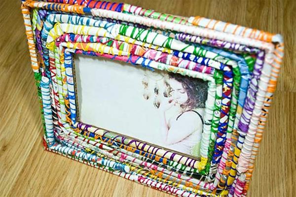 marco cuadro para decorar