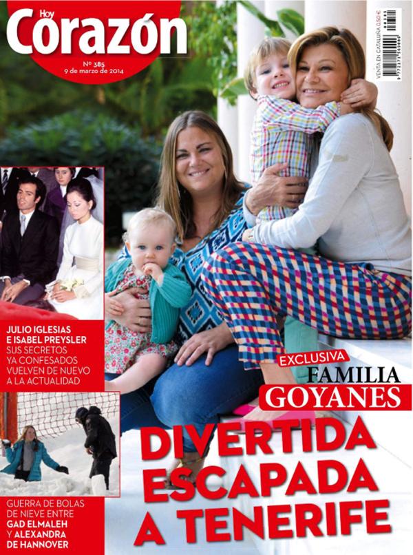 revista hoy corazón