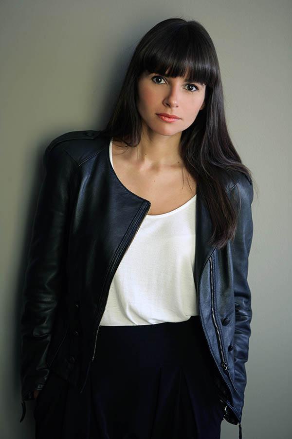 retrato Aurelia Gil