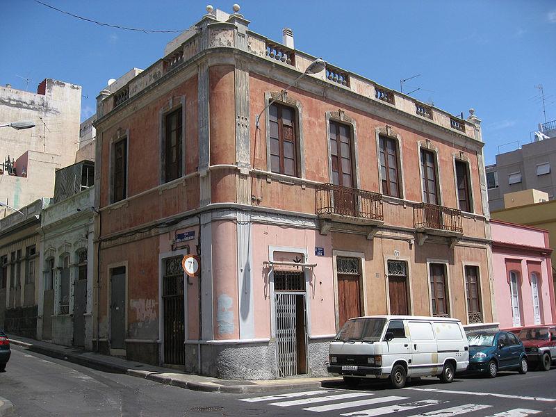 Barrio del Toscal