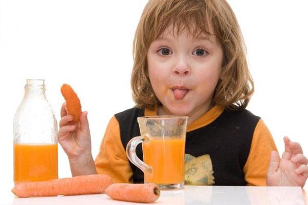 niño-zanahoria
