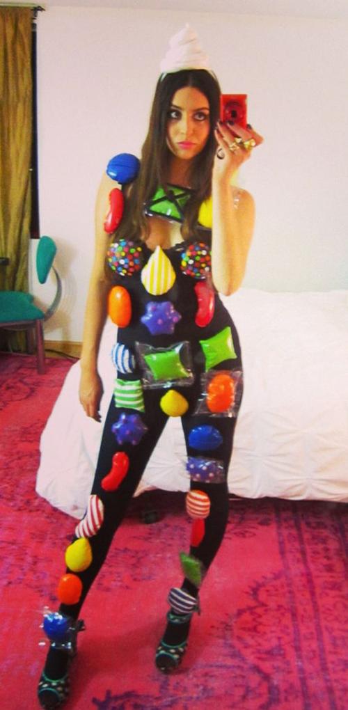 36Idea disfraz Carnaval